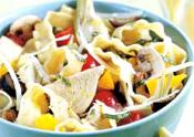 Citrus Pasta Salad